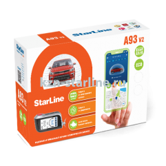 StarLine A93 v2 2CAN+2LIN ECO Казань