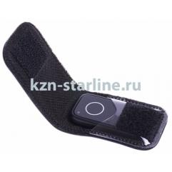 Чехол StarLine для метки/доп.брелка кожа, черный Казань