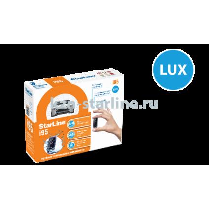 StarLine i95 LUX Надежный иммобилайзер с диалоговой авторизацией