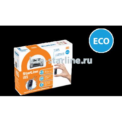 StarLine i95 ECO Надежный иммобилайзер с диалоговой авторизацией