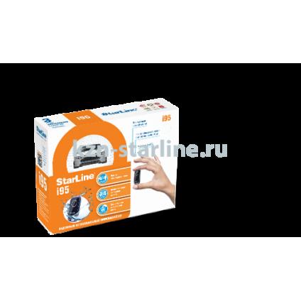 StarLine i95 Надежный иммобилайзер с диалоговой авторизацией