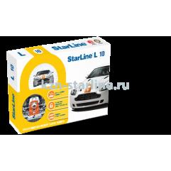 StarLine L10 Электромеханический замок капота Казань