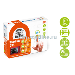 StarLine D95 BT CAN+LIN GSM GPS - лучшая защита внедорожника Казань
