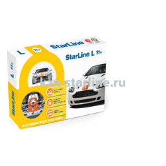 StarLine L11 + Электромеханический замок капота Казань