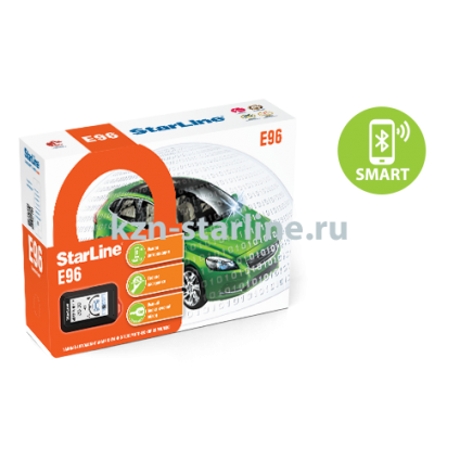 StarLine E96 BT GSM GPS