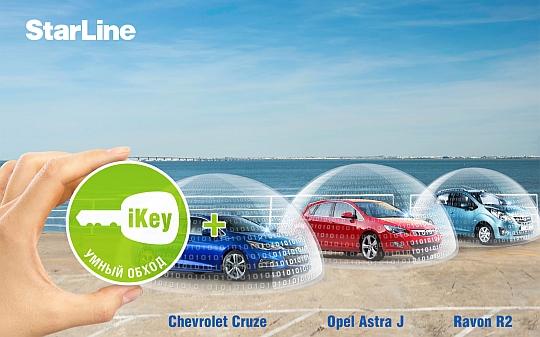 В ноябре встречайте: обход Opel, Chevrolet и Ravon!