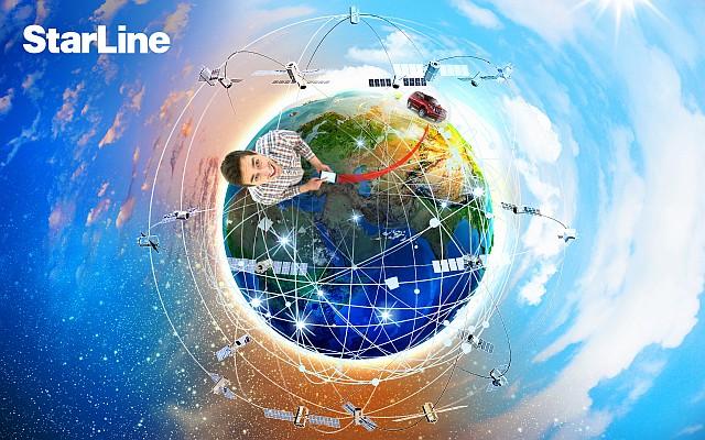 Новинка StarLine E96 BT:   дальность увеличена до 40000 км!